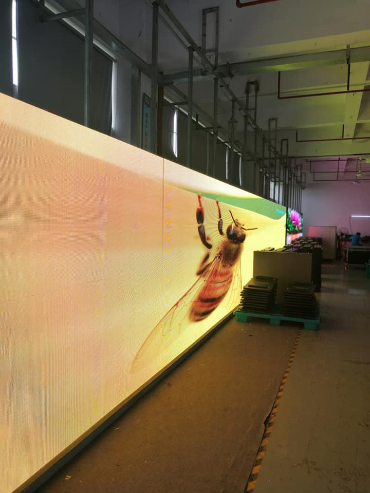 Top Quality P6.67 SMD Energy Saving Advertising Outdoor LED Screen Display Factory