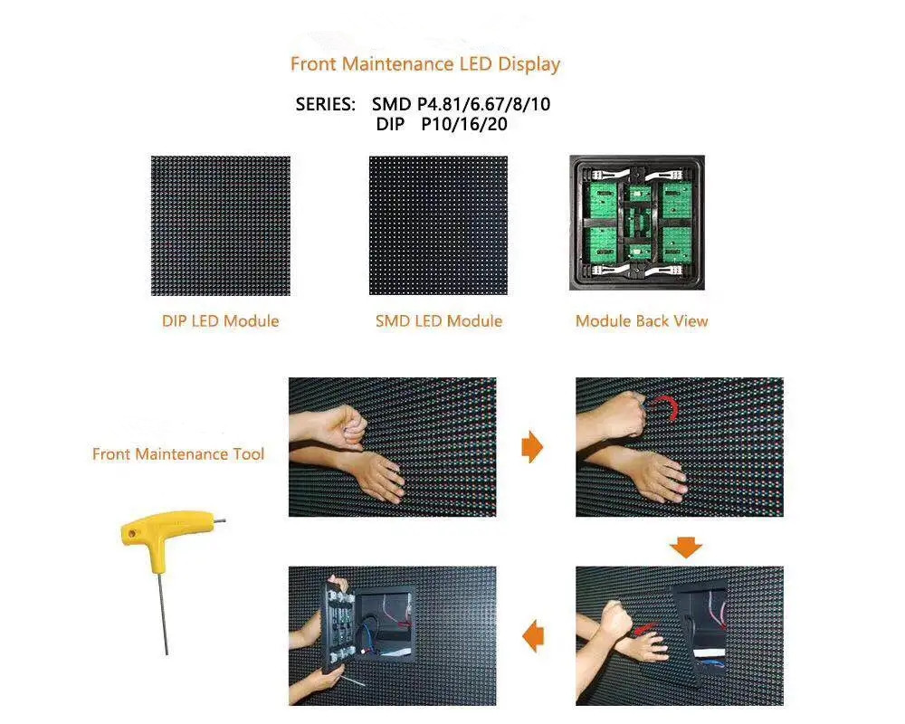 excellent energy saving led display with reliable quality for both outdoor and indoor-5