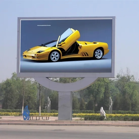 Oem Front Maintenance Service Advertising Billboard P8 Outdoor Energy Saving LED Screen Price Panel For Sale-Atop