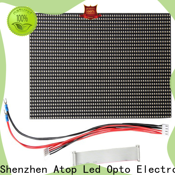 online red led module indoor to meet different need for indoor rental led display