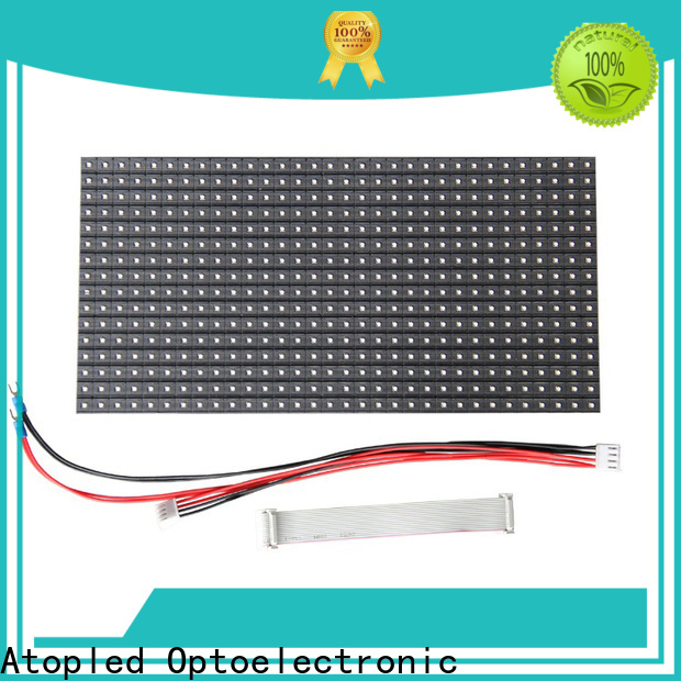 Atop online led module 12v easy operation for advertising