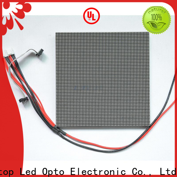 Atop customized rgb led module easy operation for advertising