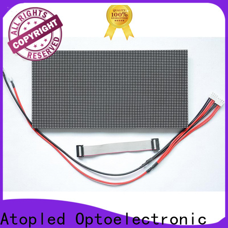 Atop online mini led module with relaible quality in market
