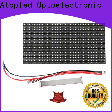 Atop high quality indoor led module for indoor rental led display