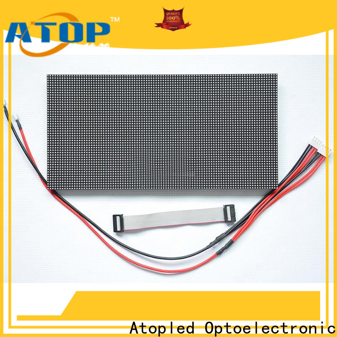 customized rgb led module signs to meet different need for advertising