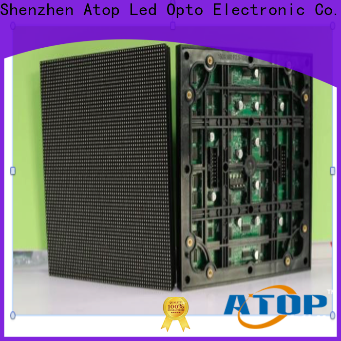 customized led module price size with relaible quality for indoor rental led display