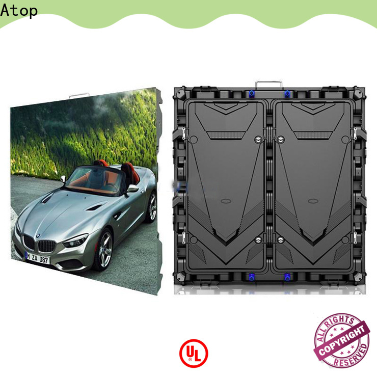 customized p3 led display outdoor to meet different need for both outdoor and indoor