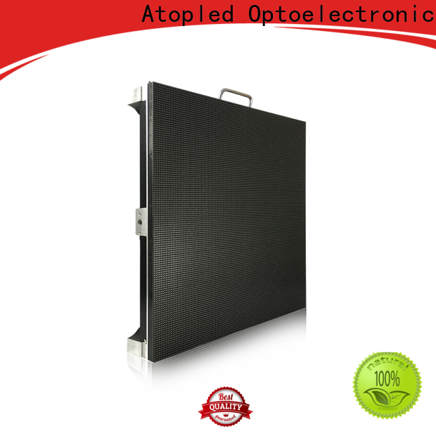 Atop led led screen display with high-quality for your led display applications