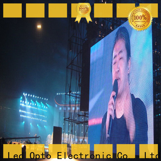 high quality outdoor led display screen color with high precision for both outdoor and indoor