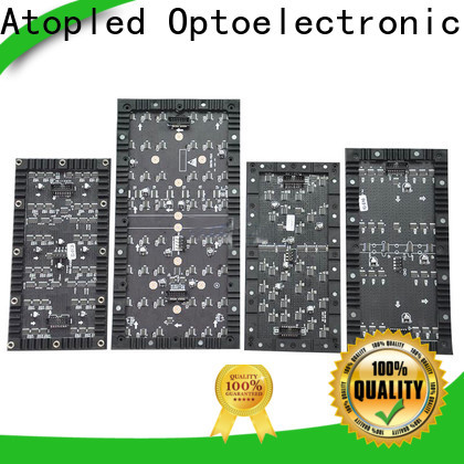 Atop flexible flexible led panel with small-unit for shopping mall