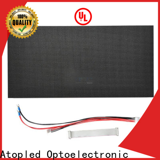 Atop module rgb led module with relaible quality in market
