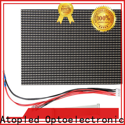 Atop customized round led module with relaible quality in market