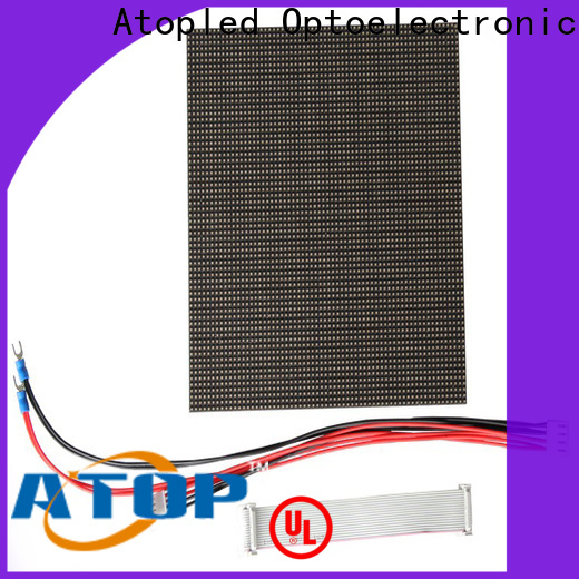 online p6 led module module with relaible quality for indoor rental led display