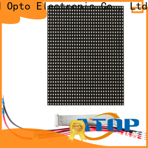 Atop customized p6 led module to meet different need in market