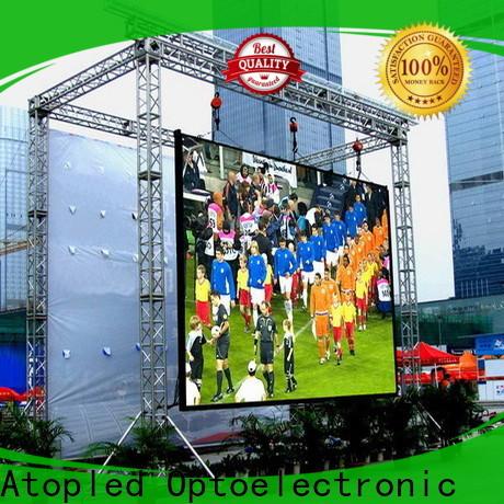 high quality digital billboard screen on sale for display