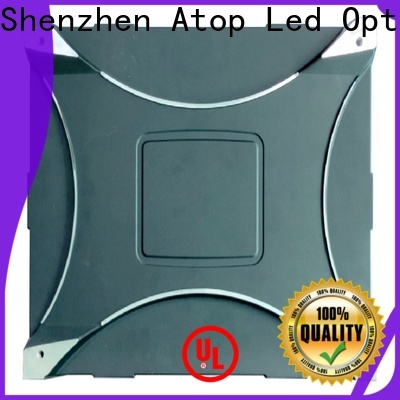 Atop installation best led video wall with best color uniformity for advertising