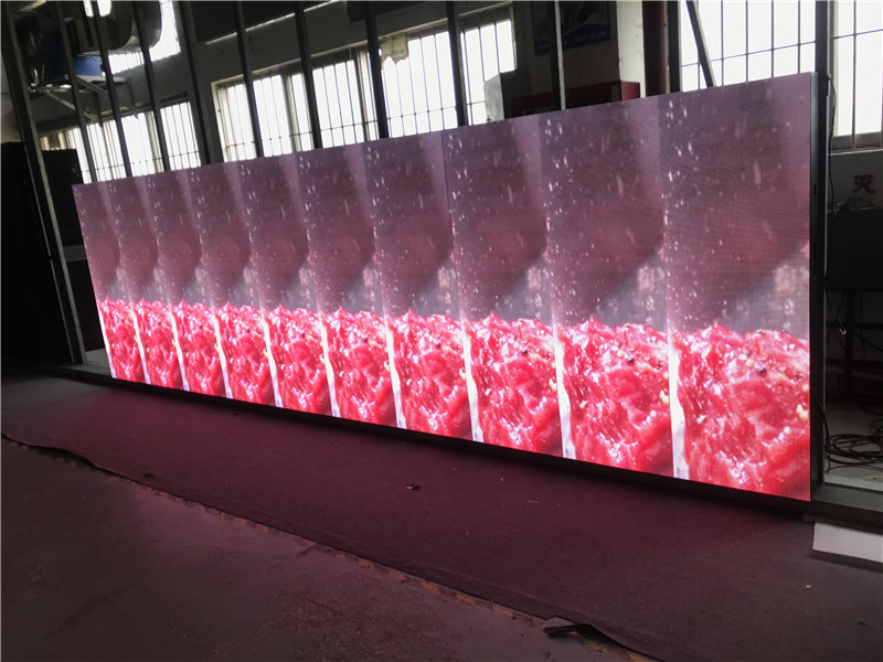 Best P4.81 outdoor front maintenance led module/led screen with waterproof Oem With Good Price