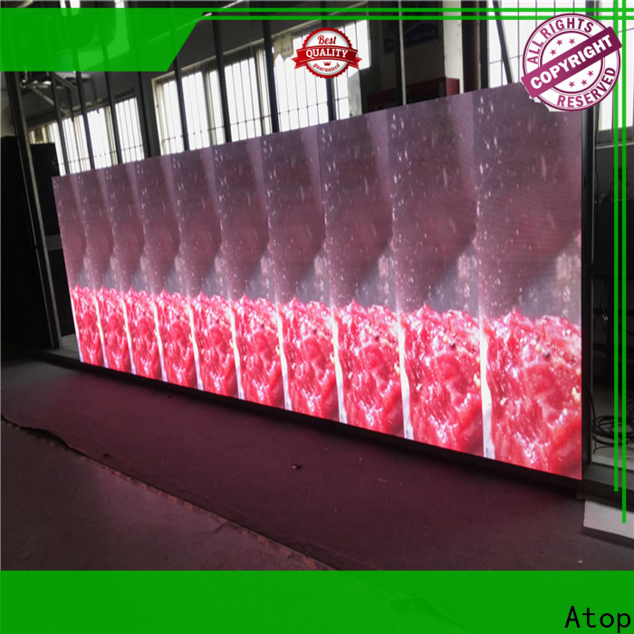 custom screen panel manufacturers manufacturer for company advertising