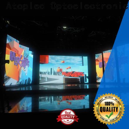 Atop led led screen on rent with high-quality for LED screen