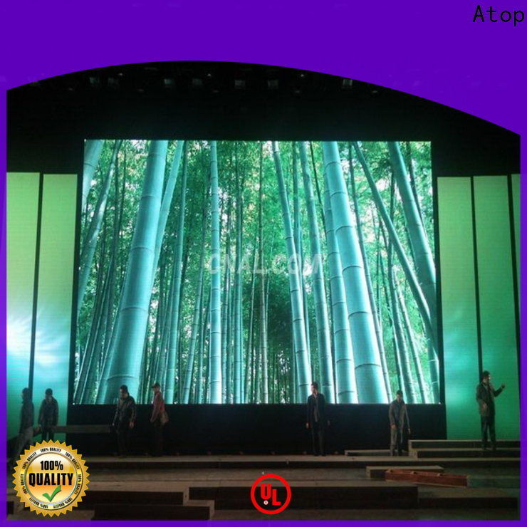 high-quality led display rental smd in strict accordance with relevant national standards for LED screen