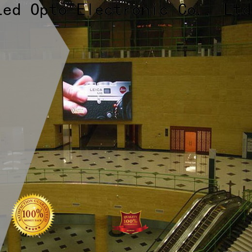 Atop excellent Indoor Rental led Display with high-quality for LED screen