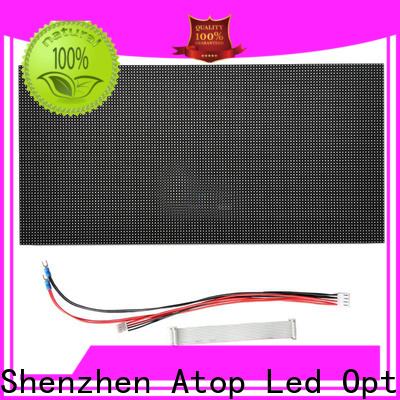 Atop indoor led module easy operation in market