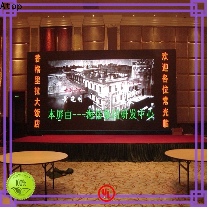 led wall for sale large with relaible quality for indoor led display