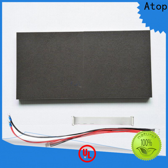 high quality waterproof led module color for advertising