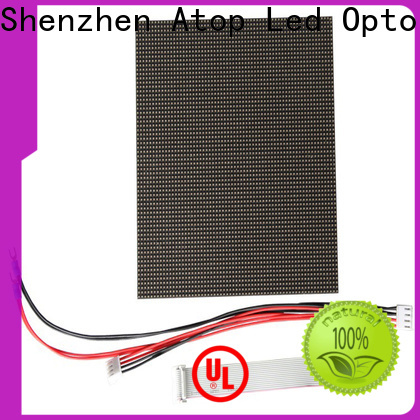 Atop high quality 100w led module to meet different need for advertising