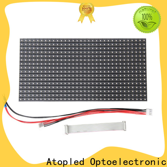 Atop online led display module to meet different need for indoor rental led display