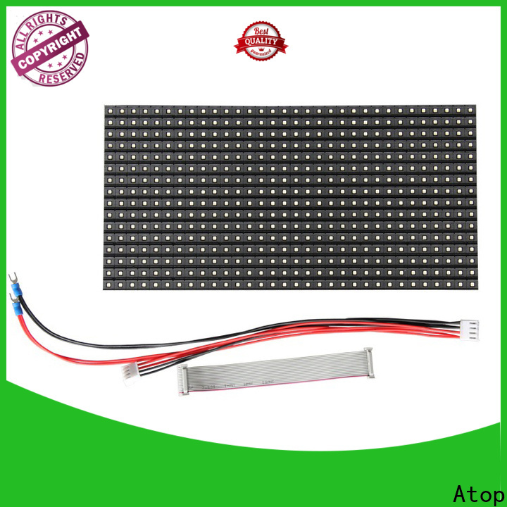 online round led module module with relaible quality for advertising