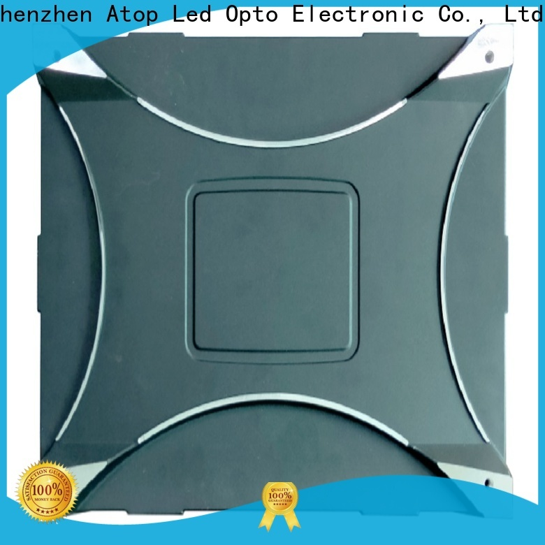 Atop sale electronic sign board with reliable driving IC for advertising