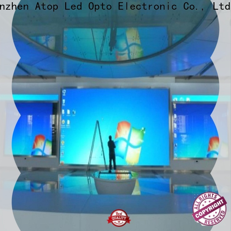 good consistency video wall mount reliability with best color uniformity for advertising