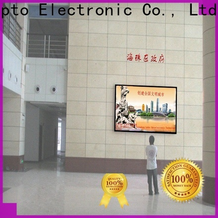 automatically indoor fixed led display mounted with reliable driving IC in market