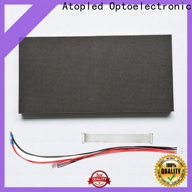 Atop online rgb led module with relaible quality in market