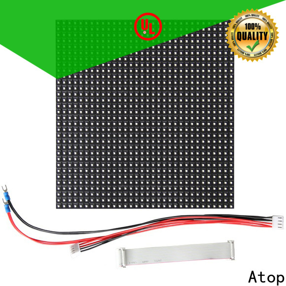 customized high power led module indoor with relaible quality in market