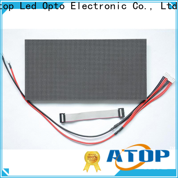 Atop display 100w led module for advertising