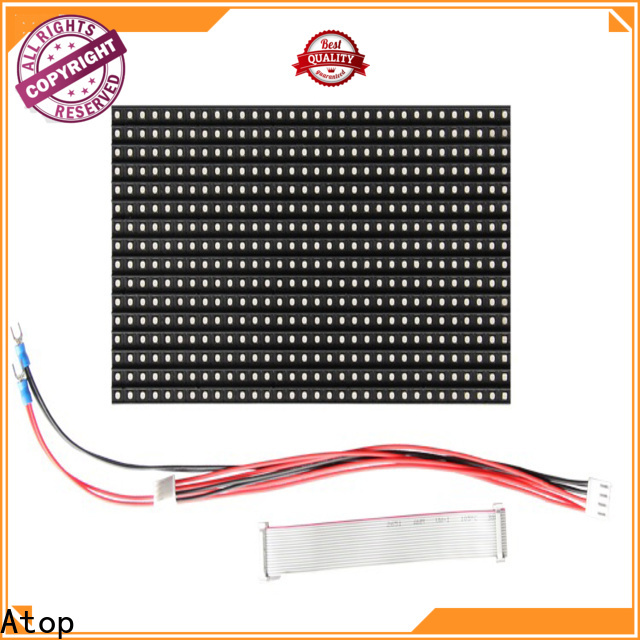 high quality 100w led module color easy operation for indoor rental led display