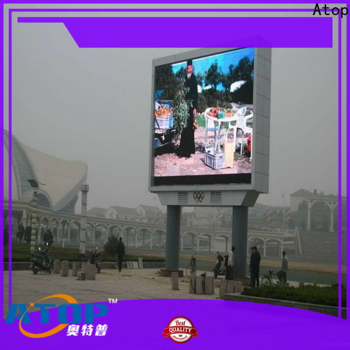waterproof p5 led wall display to meet different need for advertising