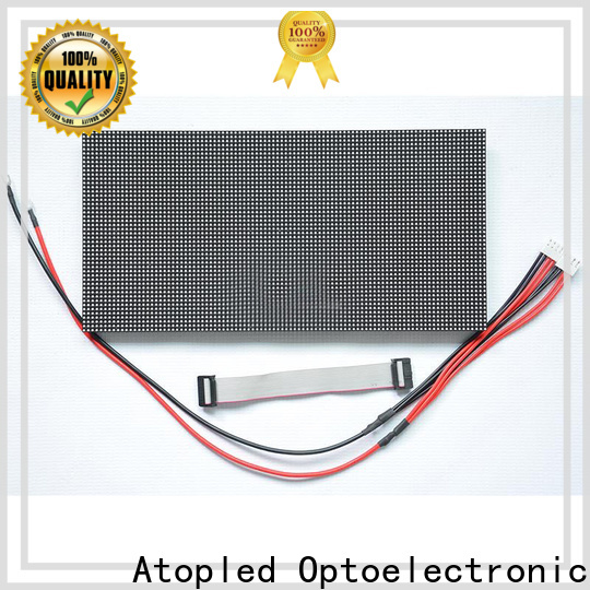 Atop quality waterproof led module with relaible quality for indoor rental led display