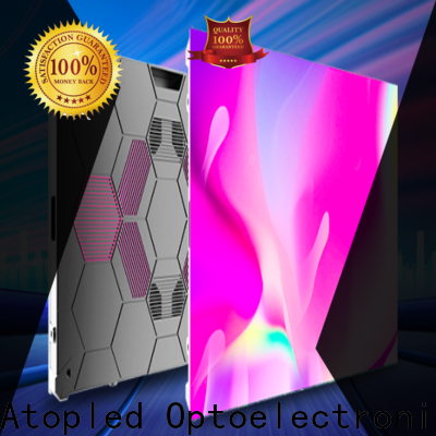 Atop best miniature led display with the stringent quality standards in market