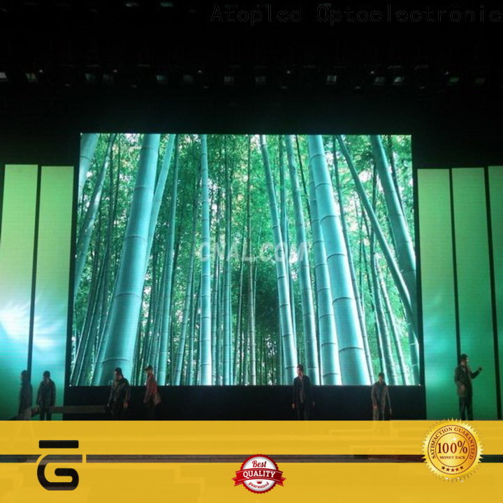 Atop high-quality led screen rental in strict accordance with relevant national standards