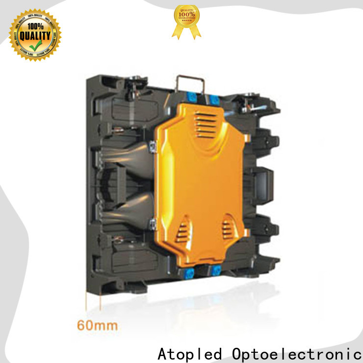 anti-interference outdoor led wall outdoor easy maintenance for both outdoor and indoor