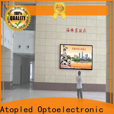 Atop wedding indoor led screen with relaible quality for advertising