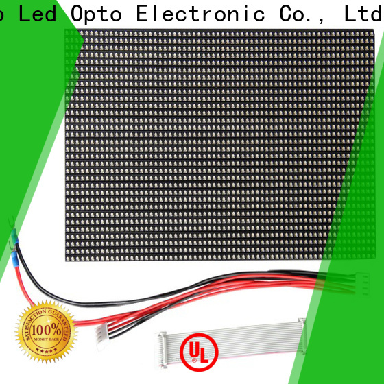 Atop panel p6 led module for advertising