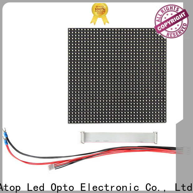customized indoor led module customized to meet different need for advertising