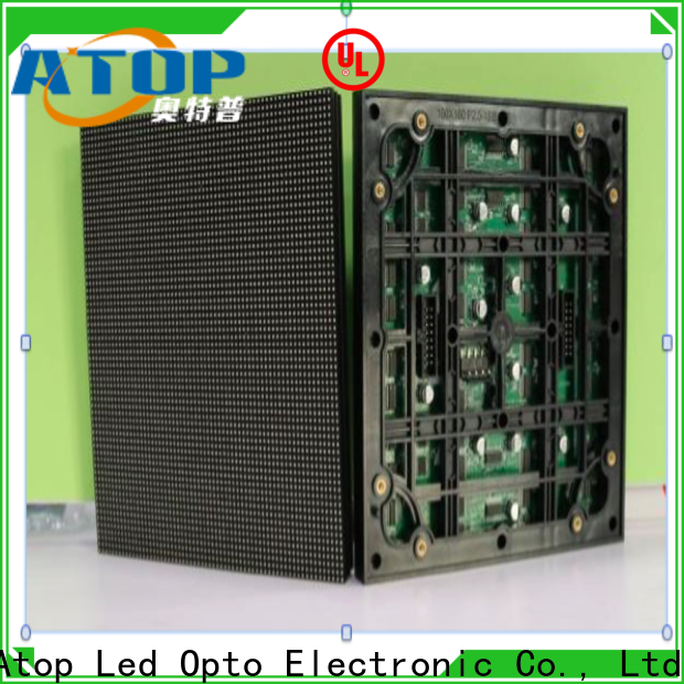 customized led module color with relaible quality for advertising