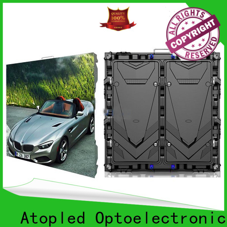 high quality outdoor led display screen price fixed to meet different need in market、