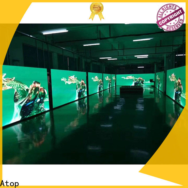 Atop priced-low hd led screen in strict accordance with relevant national standards for indoor rental led display