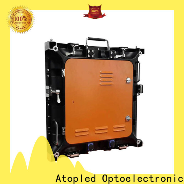 Atop custom led screen light with reliable quality in market